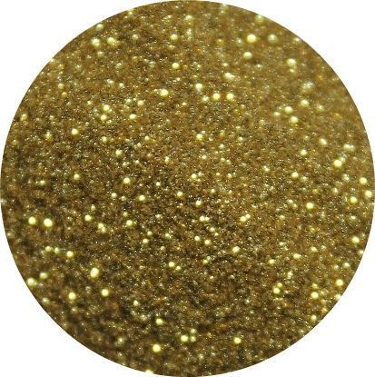 Зеркальный блеск Royal зеленое золото (17)